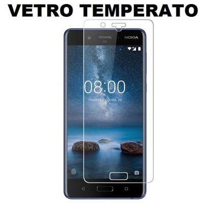 PELLICOLA per NOKIA 8 - PROTEGGI DISPLAY VETRO TEMPERATO 0,33mm