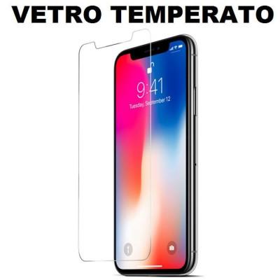 PELLICOLA per APPLE IPHONE X, IPHONE XS (5.8') - PROTEGGI DISPLAY VETRO TEMPERATO 0,33mm