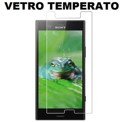 PELLICOLA per SONY XPERIA XZ1 COMPACT, XPERIA XZ1 COMPACT DUAL SIM - PROTEGGI DISPLAY VETRO TEMPERATO 0,3mm
