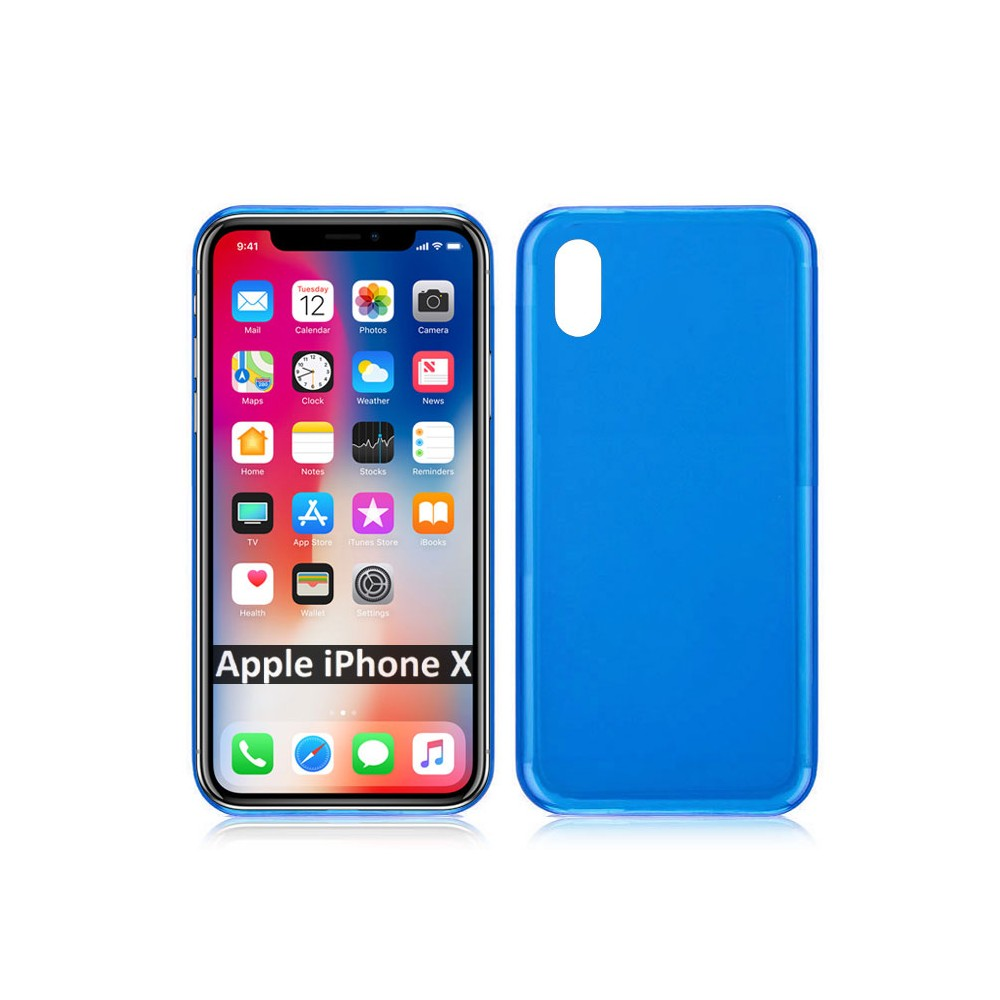 COVER CUSTODIA SILICONE ORIGINALE TESSUTO APPLE IPHONE 8-8PLUS+