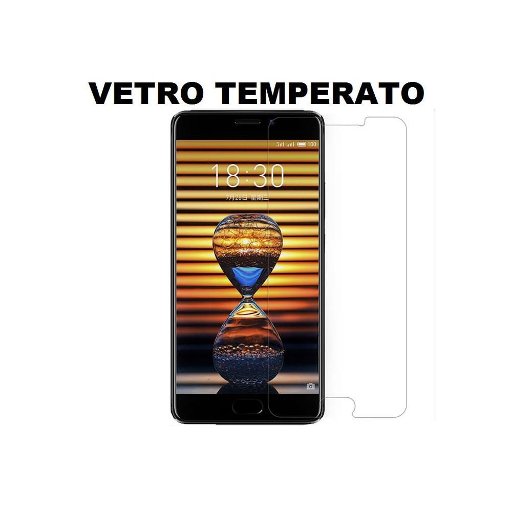 PELLICOLA per MEIZU PRO 7 - PROTEGGI DISPLAY IN VETRO TEMPERATO 0,33mm