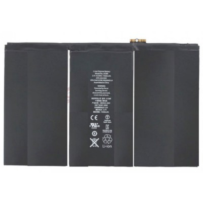 BATTERIA OEM per APPLE IPAD3, IPAD4 - 11560 mAh LI-ION BULK (NO LOGO APPLE)