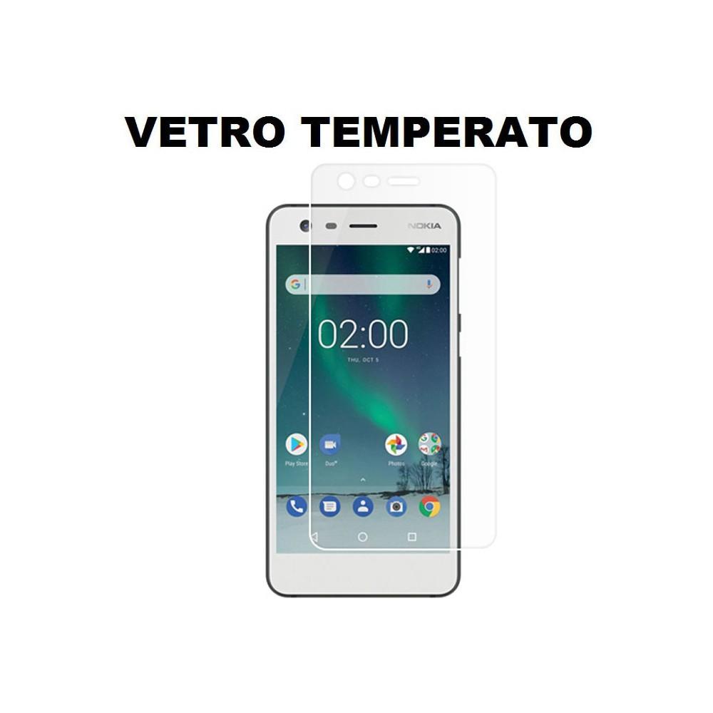PELLICOLA per NOKIA 2 - PROTEGGI DISPLAY VETRO TEMPERATO 0,33mm