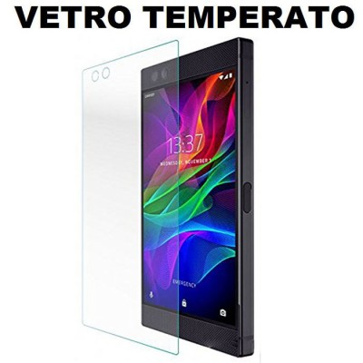 PELLICOLA per RAZER PHONE - VETRO TEMPERATO 0,33mm