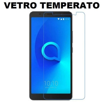 PELLICOLA per ALCATEL 3C (5026D) 6.0' - PROTEGGI DISPLAY VETRO TEMPERATO 0,33mm