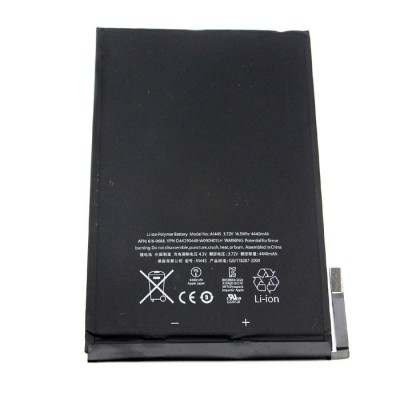 BATTERIA OEM per APPLE IPAD MINI - APN: 616-0688 - 4440 mAh LI-ION A1445 BULK (NO LOGO APPLE)