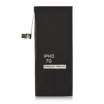 BATTERIA COMPATIBILE per APPLE IPHONE 7 (4,7' POLLICI) - 1960 mAh LI-ION POLYMER