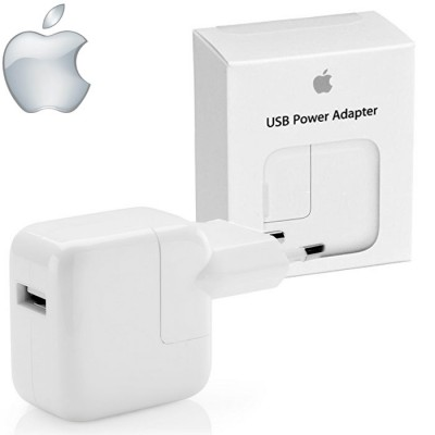 TRAVEL CASA USB ORIGINALE per APPLE IPHONE XS, IPHONE XR - 2400 mAh COLORE BIANCO MD836ZM/A A1401 BLISTER SEGUE COMPATIBILITA'..