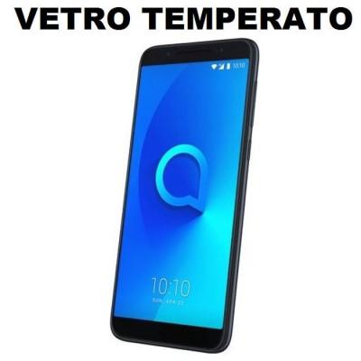 PELLICOLA per ALCATEL 3 (5052Y) 5.5' - PROTEGGI DISPLAY VETRO TEMPERATO 0,33mm