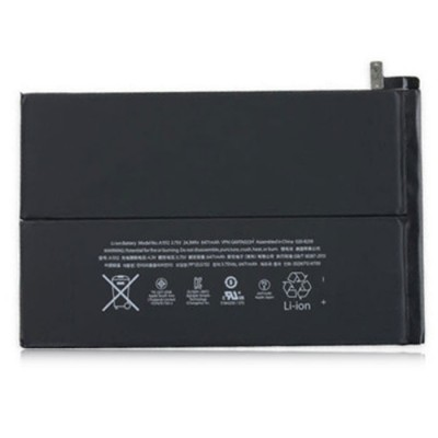 BATTERIA OEM per APPLE IPAD MINI 2 - 6471 mAh LI-ION A1512 BULK (NO LOGO APPLE)