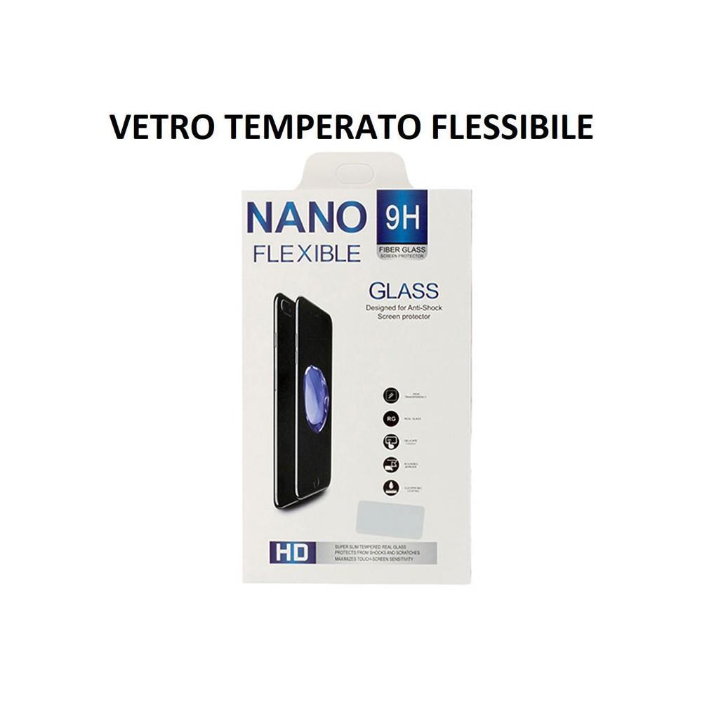 PELLICOLA per HUAWEI P SMART PLUS, MATE 20 LITE, NOVA 3i - PROTEGGI DISPLAY VETRO TEMPERATO NANO FLESSIBILE 0,22mm