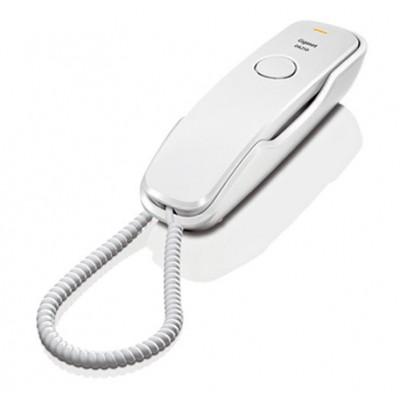 TELEFONO FISSO (GONDOLA) GIGASET DA210 COLORE BIANCO