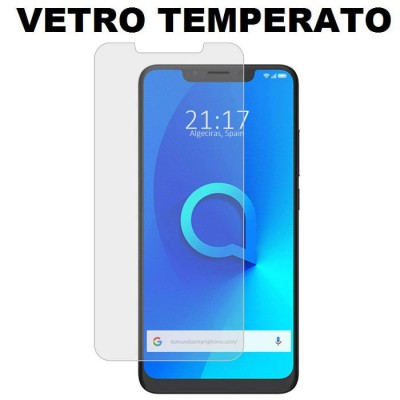 PELLICOLA per ALCATEL 5V - PROTEGGI DISPLAY VETRO TEMPERATO 0,33mm