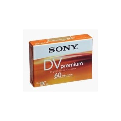 CASSETTA SONY DVM60PR4 MINI DV 60 MINUTI, LP:90