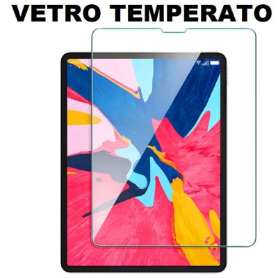 PELLICOLA per APPLE IPAD PRO 11 - PROTEGGI DISPLAY IN VETRO TEMPERATO 0,33mm