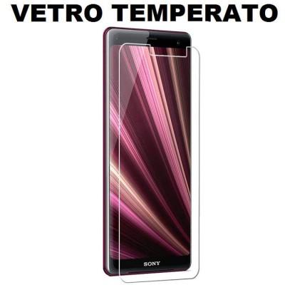 PELLICOLA per SONY XPERIA XZ3 - VETRO TEMPERATO 0,3mm - ATTENZIONE: la parte arrotondata non ?? coperta!
