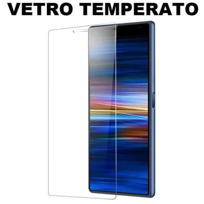 PELLICOLA per SONY XPERIA 10, XPERIA XA3 - PROTEGGI DISPLAY VETRO TEMPERATO 0,33mm - ATTENZIONE: Non copre la parte arrotondata!