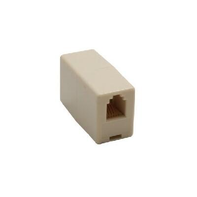 Adattatore prolungatore telefonico Presa 6p4c / Prese 6p4c SFUSO IN BULK
