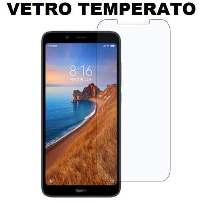 PELLICOLA per XIAOMI REDMI 7A - PROTEGGI DISPLAY VETRO TEMPERATO 0,33mm - ATTENZIONE..