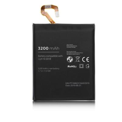 BATTERIA COMPATIBILE per LG K11, K10 (2018), K30 (X410TK) CON FLAT - 3200 mAh LI-ION