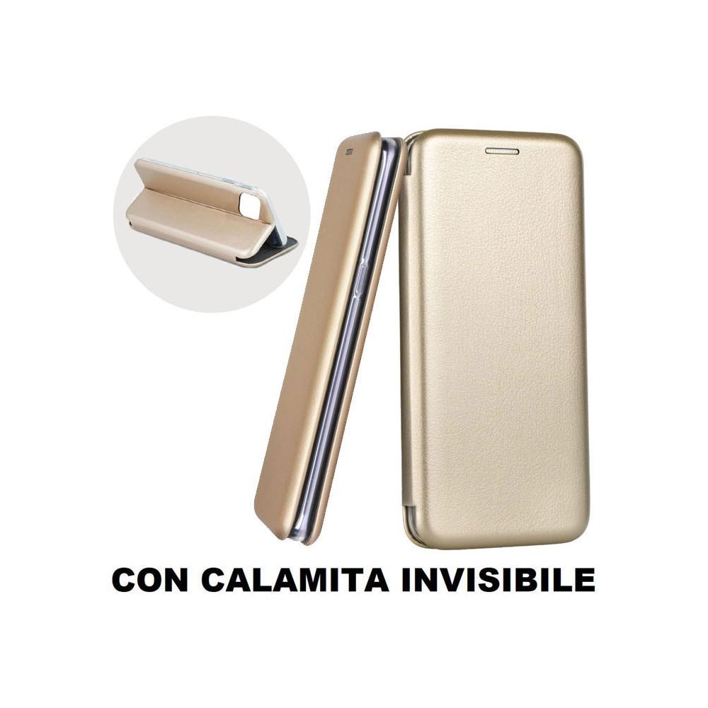 Cover a libro per iPhone 11 Pro Max - Similpelle rosso Custodia