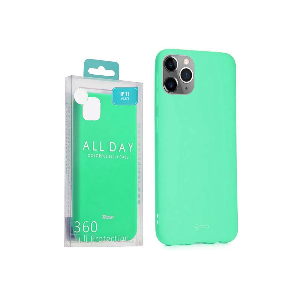 CUSTODIA per APPLE IPHONE 11 PRO (5.8') IN GEL TPU SILICONE COLORE