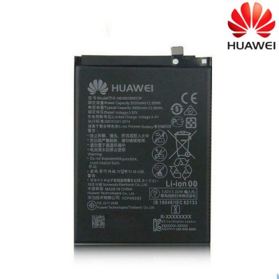 BATTERIA ORIGINALE HUAWEI HB396286ECW per P SMART 2019, HONOR 10 LITE, ENJOY 9S - 3400 mAh LI-ION BULK