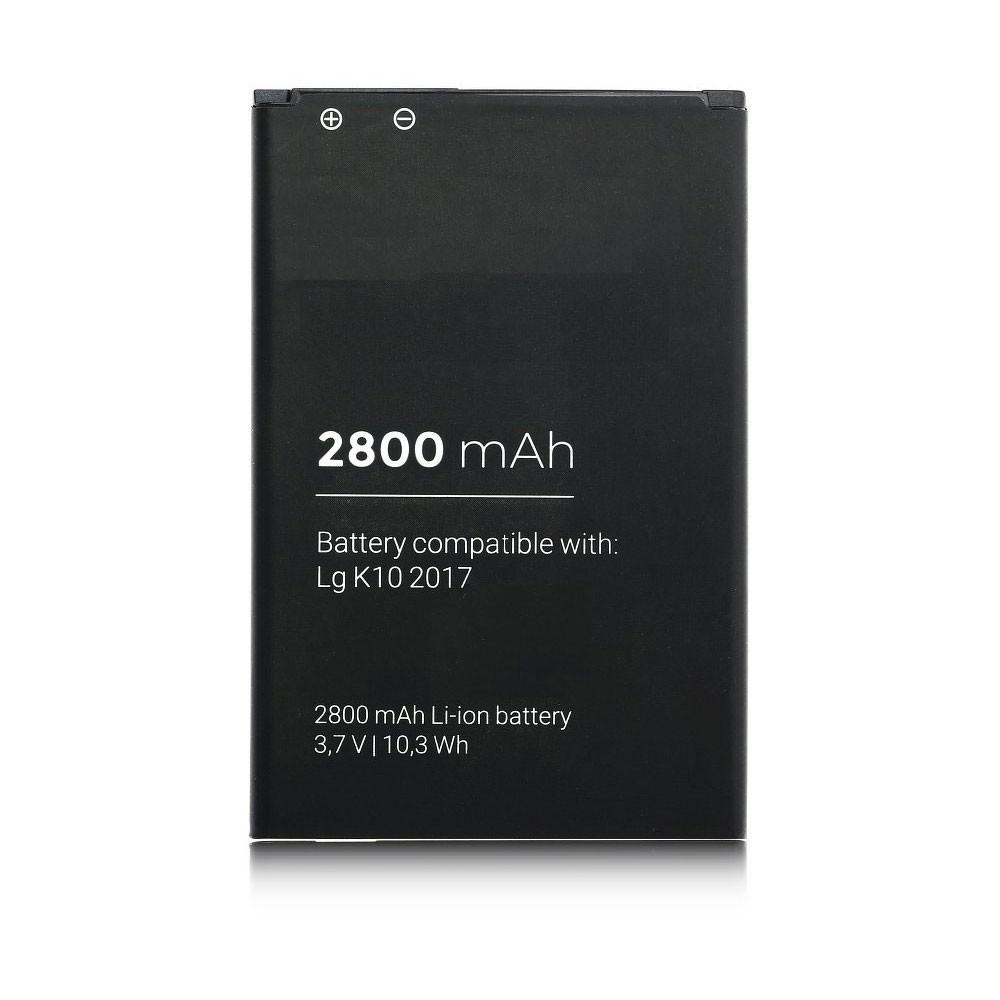 BATTERIA COMPATIBILE per LG K10 (2017), K20 PLUS - 2800 mAh LI-ION