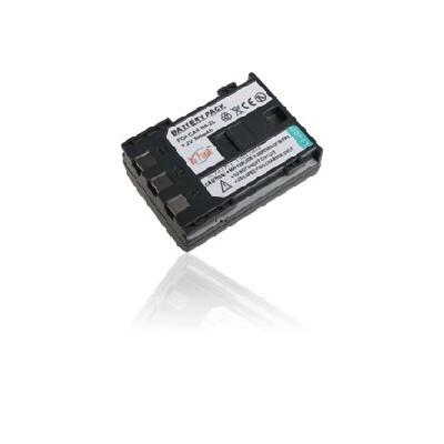BATTERIA CANON Elura 40MC, PowerShot S45 continua compatibilita'... - 700mAh Li-ion