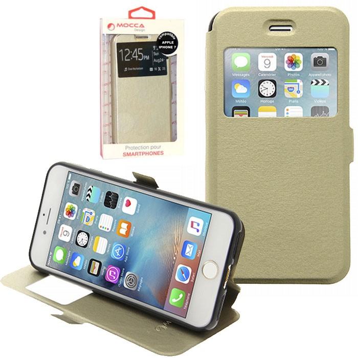 AQ Mobile Custodia per Apple iPhone 8 iPhone 7 iPhone 6 Passante